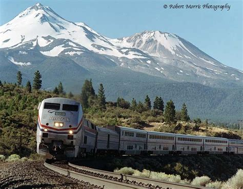 amtrak coast starlight places i d like to go with you