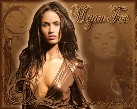 5 Megan Fox Wittcisms To Entertain You by Cєℓєвz αиιмαтισи Pιx