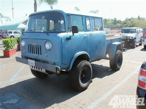 Jeep Fc 150 Parts 17 Best Images About Forward On Tow
