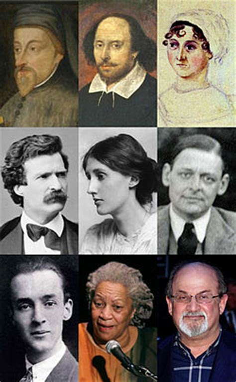 literature writers writers