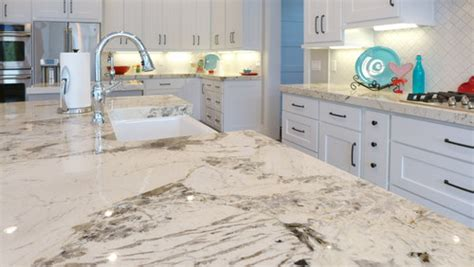 Pictures Of Kitchen Backsplashes With Granite Countertops by Alpine White Granite Granite Countertops Granite Slabs