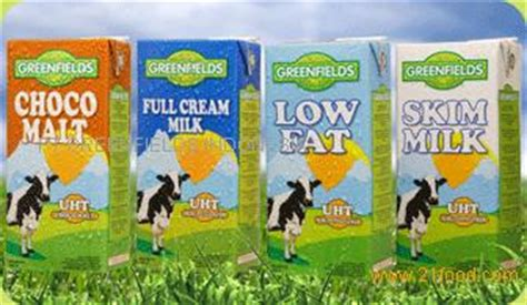 Dijamin Greenfields Milk 1l Uht uht milk products singapore uht milk supplier