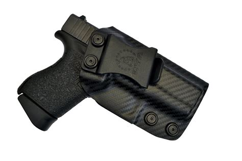 best concealed holster what is the best iwb concealed holster for glock 43 gun