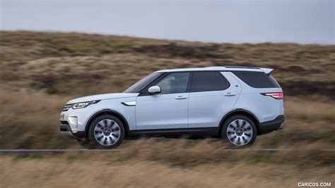2018 land rover discovery color yulong white side