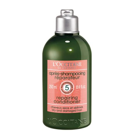 what is the best conditioner for damaged hair ehow l occitane repairing conditioner for dry damaged hair