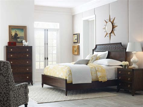 american drew bedroom set american drew grantham hall deep coffee tone bedroom set