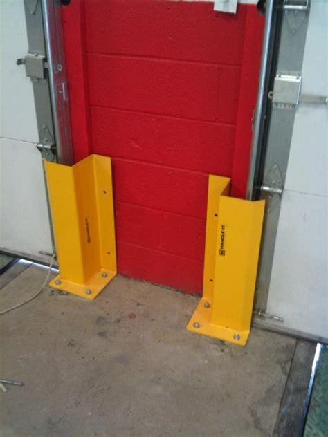 Overhead Door Track Guards Door Track Guards Handle It Inc