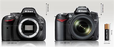 Nikon D5200 Kamera Dslr Kelas Menengah Dengan Wifi nikon d5200 vs nikon d90