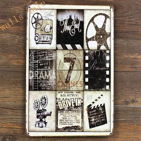 home movie theater wall decor movie theater sign promotion shop for promotional movie
