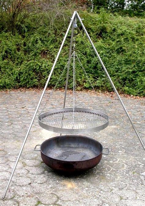 mã bel nordhausen schwenkgrill fertig ma du verger dreifuss grill