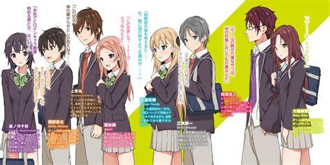 anime gamers spoiler quot gamers quot nueva serie de anime technotaku