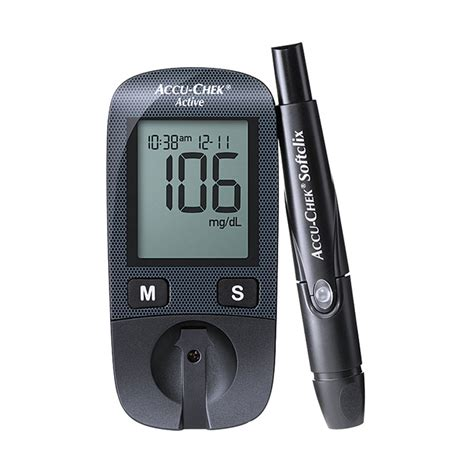 Alat Test Darah Tinggi jual daily deals accu chek active kit alat cek gula darah harga kualitas terjamin