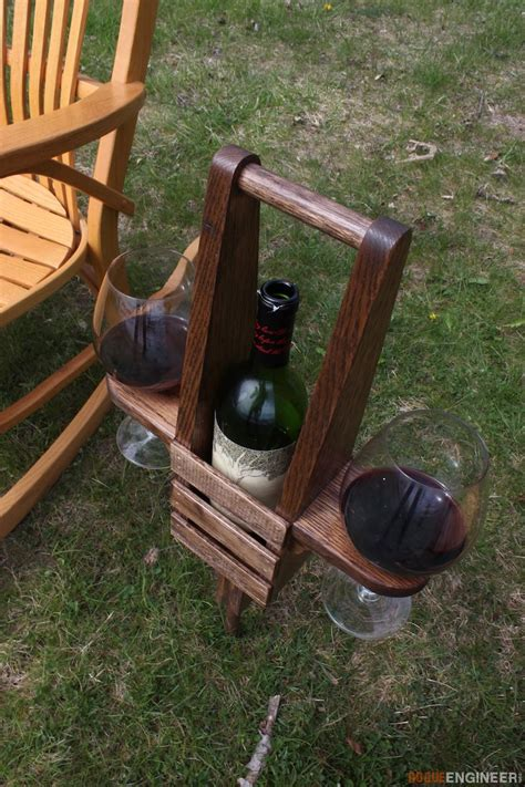outdoor wine caddy 187 rogue engineer