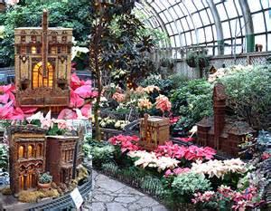 Lincoln Park Botanical Garden Winter Flower Garden And Shows In Chicago Chicago