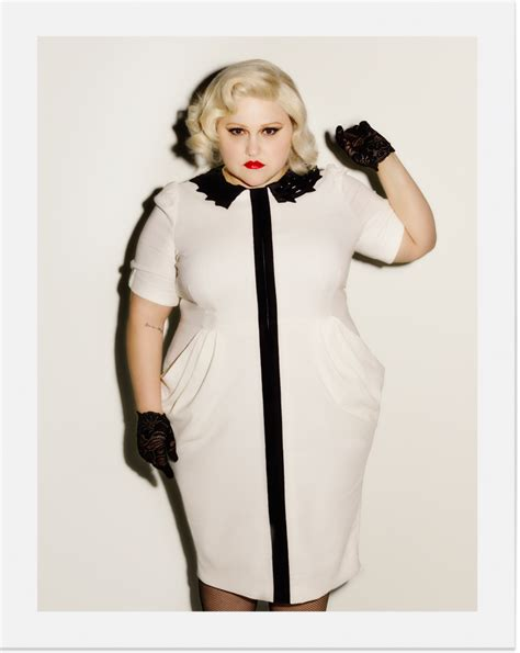 Cq Favourite Beth Ditto by Beth Ditto Launches Plus Sized Clothing Line Grungecake