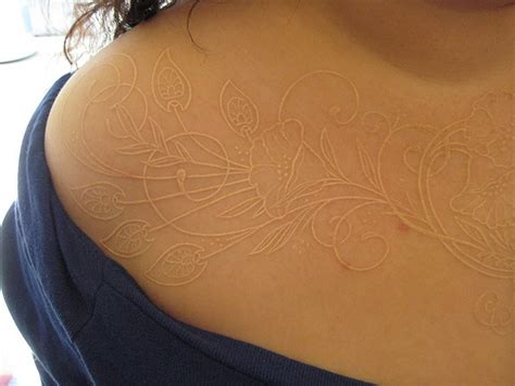 15 amazing white ink ideas