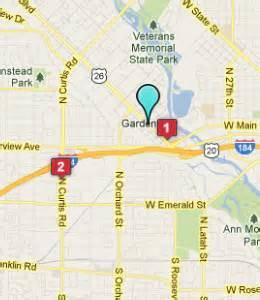Garden City Idaho Map Hotels Motels Near Garden City Idaho See All Discounts