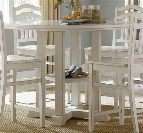 counter height banquette pottery barn round table counter height banquette white counter height round dining