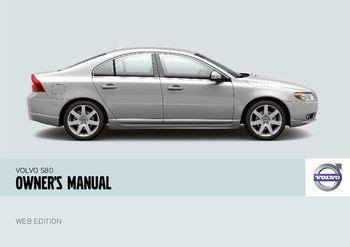 download car manuals pdf free 2008 volvo s80 free book repair manuals 2008 volvo s80 owner s manual pdf 244 pages