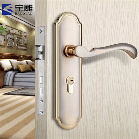 bedroom lock how to a bedroom door lock 28 images free shipping mechanical 304 stainless steel luxury