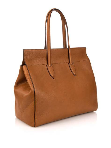 Fossil Maxmara Set Bag max mara smore tote bag in brown lyst