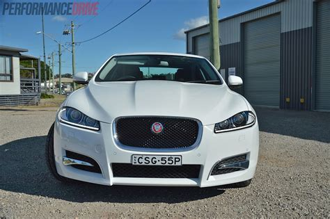 jaguar xf s luxury 2014 jaguar xf s luxury 3 0dtt review