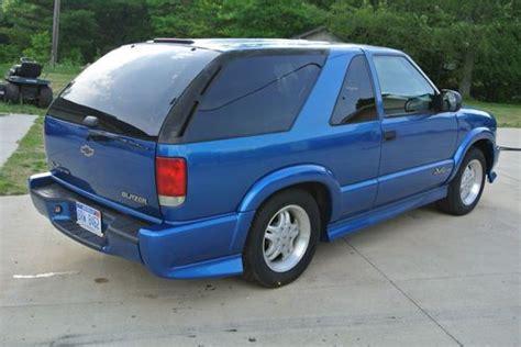 2001 S10 Blazer Xtreme by Purchase Used 2001 Chevy S10 Xtreme Blazer V8 Ls 5 3l In