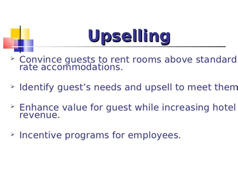 up selling hotel rooms 14100363 hotel front office registration