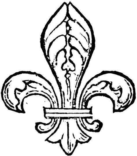 cartoon tattoo new orleans 51 free fleur de lis clip art cliparting com