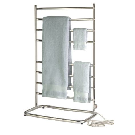 Warmrails Towel Warmer And Drying Rack Warmrails Whc Hyde Park 39 Inch Family Size Floor Standing