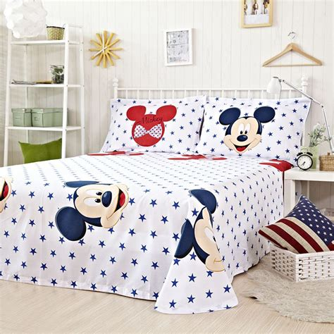 Disney Mickey Mouse Bedding Set Ebeddingsets Mickey Bedding