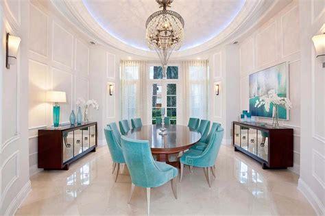 5 Piece Dining Room Sets by Chaises De Salle 224 Manger En Velours Une Invitation