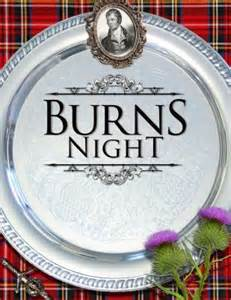 burns menu template menu recipe designer in olney uk