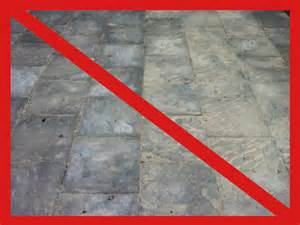 Staining A Patio White Haze On Paving Stones How It Happens And How To