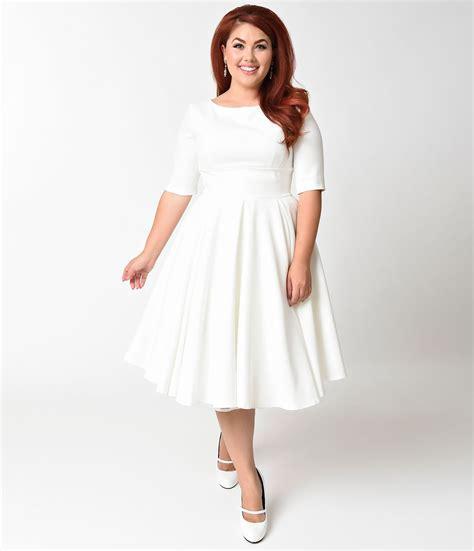 50 s style wedding dresses plus size 50s wedding dress 1950s style wedding dresses tea length