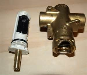 how to change shower faucet cartridge the homy design