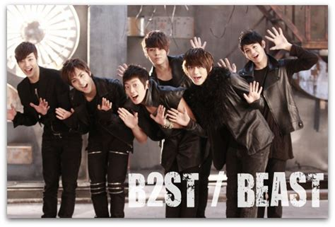 Kaos K Pop Beast Creative 1 kpop beast