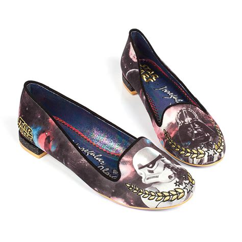 Limited Edition Flat Shoes Aa01 wars the side flats limited edition thinkgeek