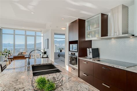 house beautiful ocean inspired kitchen urban grace dreamy sunsets ocean views and urban luxury 36th floor