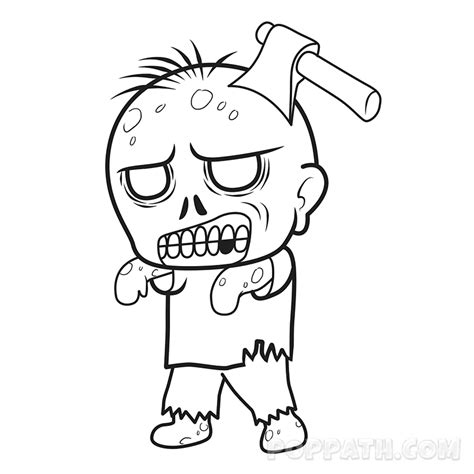 Drawing Zombies by Zombies Drawing Www Pixshark Images Galleries With