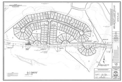 residential site plan sub division planning joyner keeny land surveyors nc