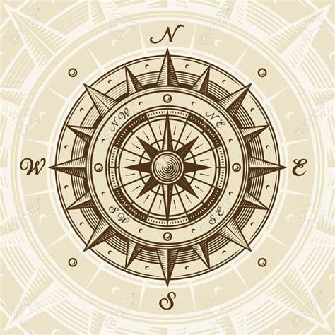 compass tattoo vintage rose des vents antique recherche google art