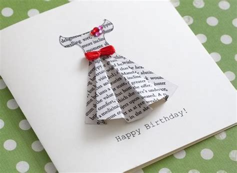 How To Make A Paper Birthday Card - 17 best ideas about diy birthday cards on