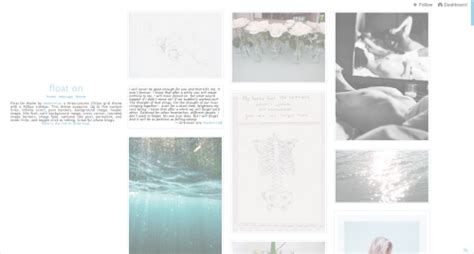 tumblr themes two column infinite scroll themes for tumblr by modernise
