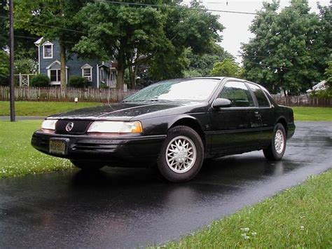 how do i learn about cars 1993 mercury sable free book repair manuals 93cougar302 1993 mercury cougar specs photos modification info at cardomain