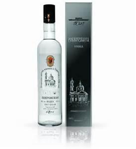 russian premium vodka images