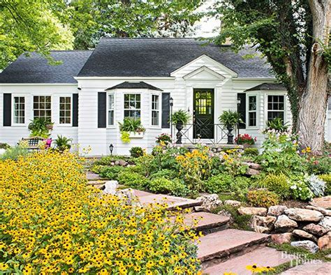 modern cottage garden before before and after cottage garden makeover gardens the