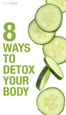 Fast Detox Methods by 8 Ways To Detox Your Healthy Diet Fitness For More