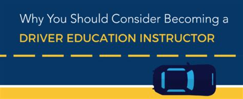 document geek why you should consider becoming an adobe why you should consider becoming a driver education instructor