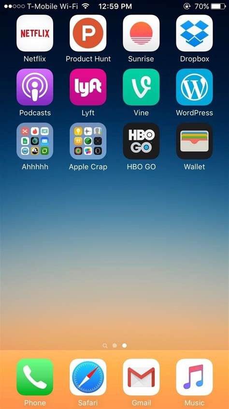 how to reset your iphone s home screen layout 171 ios gadget